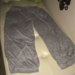Pants - Size xl gray elastic waist with pockets. Soft!